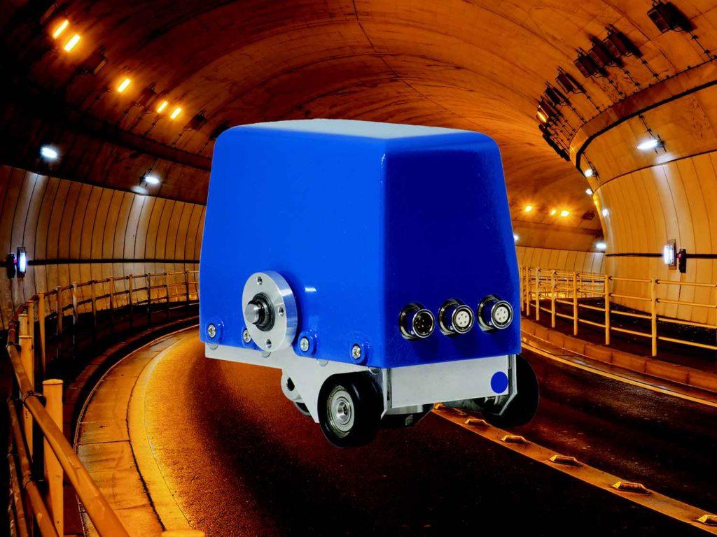 BLUE DOCTOR<コンクリート構造物打音検査機>
